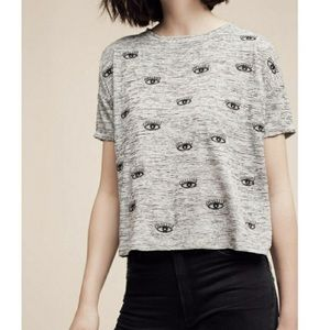 Anthropologie Akemi and Kin eye tee